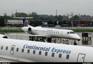 Continental Express with United Express