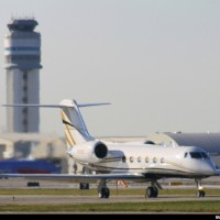 Gulfstream Aerospace G-IV Port Columbus Tower