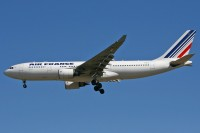 An Air France A330-203 similar to the one involved in the tragic crash.  Photo: Chris Jacobs - OPShots.net