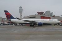 Delta Air Lines has been the dominant carrier in Atlanta for years.  Photo: Andrew Thon - OPShots.net