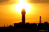 Is there a new sun rising for Cleveland Hopkins?  Community planners hope so.  Photo: Ed Jones - OPShots.net