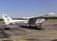 This Kent State University flight school Cessna 172 RG would be eligible for this inspection program.  Photo:  Elizabeth Stapleton - OPShots Contributor