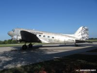 A DC-3C at Griffin-Spalding airport in Georgia. Photo: Andrew Thon - OPShots Contributor