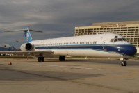 One of the MD-90's acquired from China Southern Airlines on the ramp in Atlanta. Photo: Andrew Thon - OPShots Contributor