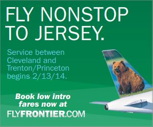 frontier-cleveland service