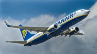 One of 300 737s in Ryanair's fleet lifts off from 08R at Gatwick. Photo – OPShots Contributor: Mark Thomas