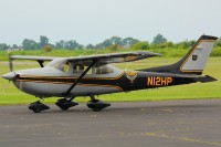 An Ohio State Highway Patrol Cessna 182T taxiing at Griffing Sandusky Airport in 2009. – Photo: Paul Csizmadia – OPShots Contributor//